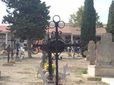 CHA-Pina de Ebro pidió información sobre la futura ampliación del cementerio ante la inminente falta de espacio