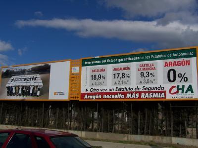 El presidente Iglesias no se sabe el Estatuto... y de paso da la razón a Chunta