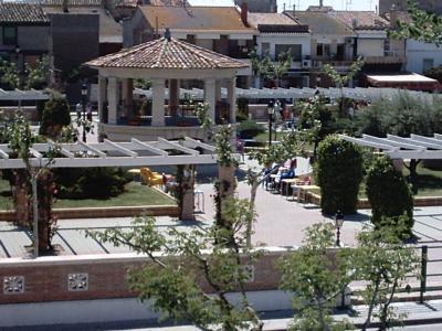 CHA-Pina de Ebro quiere que los pasos de peatones se eleven en las zonas escolares, al lado del centro de día y en el consultorio médico