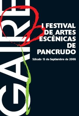 I FESTIVAL GAIRE EN PANCRUDO