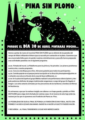 ESTE SÁBADO DESDE LAS 10H AL CAMPO DE FÚTBOL
