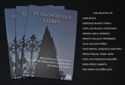 I Jornadas de creación literaria en Aragón de Pina: el estreno