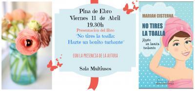 XI Jornadas de creación literaria en Aragón de Pina de Ebro
