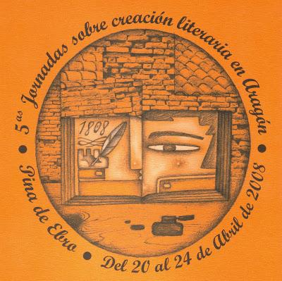 2008: V Jornadas sobre creación literaria en Aragón