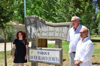 Parque Javier Blasco Zumeta